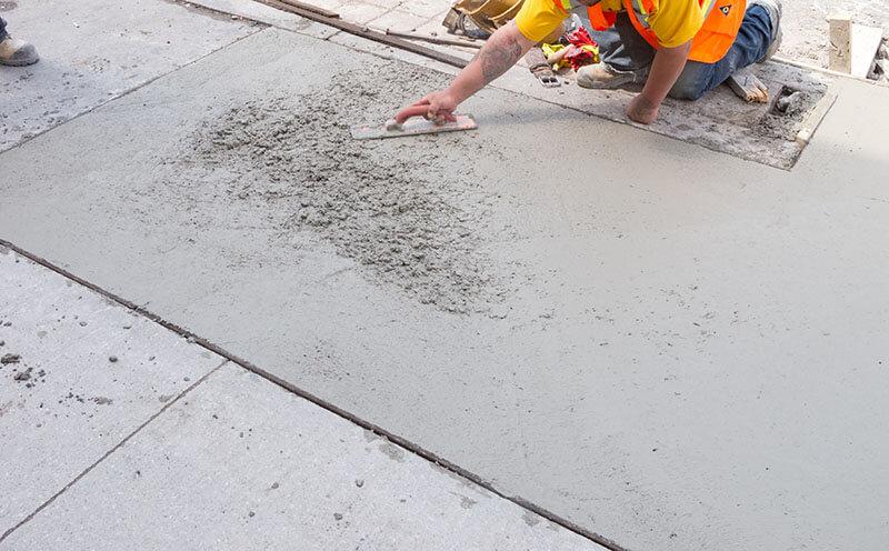 concrete contractors in maryland